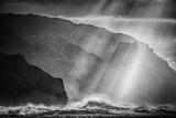 Sacred Light and Waves at the Na Pali Coast  Kauai Hawaii