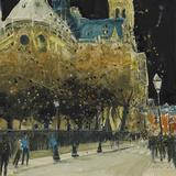 Rue de Cloitre Notre Dame  Paris
