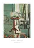 The Window, 1916 Reproduction d'art par Henri Matisse