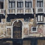 Sunny Facade  Venice