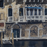 Front Facade Venetian Palazzo