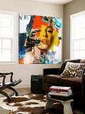 Marilyn 2 Toile Murale Géante par Micha