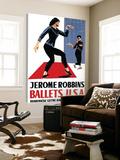 Ballets USA Toile Murale Géante