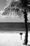 Miami Sign on the Beach - Florida