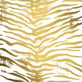 Gold Nairobi Square II (gold foil)