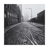 Brooklyn Trolley Tracks