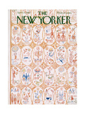 The New Yorker Cover - April 21  1962