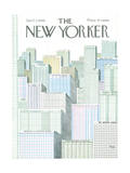 The New Yorker Cover - April 2  1966