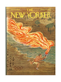 The New Yorker Cover - October 10  1964
