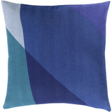Teori Poly Fill Pillow - Cobalt
