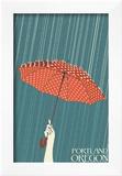Portland  Oregon - Umbrella