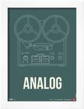 Analog Poster
