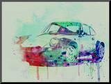 Porsche 911 Watercolor 2