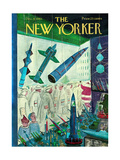 The New Yorker Cover - December 9  1961
