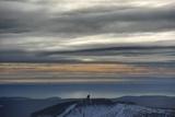 Winter on the Highest Harz Mountain  the Brocken