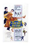 Juke Box Rhythm  from Left  Jack Jones  Jo Morrow  1959