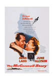 The Mcconnell Story  from Left: Alan Ladd  June Allyson  1955
