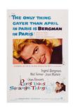 Paris Does Strange Things  (Aka Elena and Her Men)  Ingrid Bergman  1956