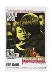 Love with the Proper Stranger  from Left: Natalie Wood  Steve Mcqueen  1963