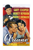 Love in the Afternoon  (aka Ariane)  1957