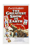 The Greatest Show on Earth  1952