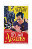 Algiers  from Left: Hedy Lamarr  Charles Boyer  1938