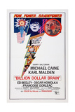 Billion Dollar Brain  Michael Caine  Ed Begley  1967