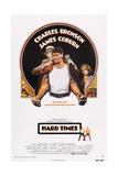 Hard Times  Top from Left: James Coburn  Charles Bronson  Jill Ireland  1975