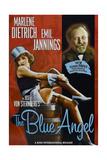 The Blue Angel  Marlene Dietrich  Emil Jannings  1930