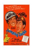 Jumping Jacks  Dean Martin  Jerry Lewis  Mona Freeman  1952