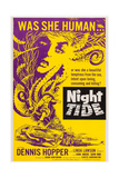 Night Tide  1961