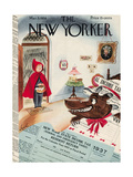The New Yorker Cover - March 5  1938