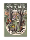 The New Yorker Cover - May 22  1937