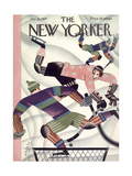 The New Yorker Cover - January 15  1927