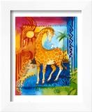 Jungle II  Giraffe