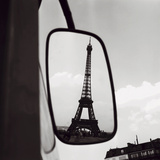 Eiffel Tower Reflection  c1960