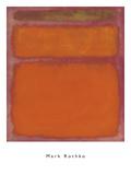 Orange, Red, Yellow, 1961 Giclée par Mark Rothko