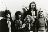 Aerosmith - Eurofest 1977 B&W