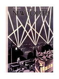 The New Yorker Cover - May 16  1931