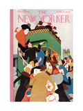 The New Yorker Cover - December 12  1931