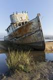 Point Reyes Shipwreck  Inverness  California