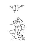New Yorker Cartoon Giclée premium par George Price