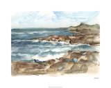 Coastal Watercolor VI