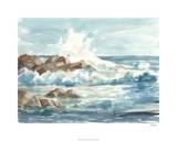 Coastal Watercolor I