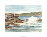 Coastal Watercolor III