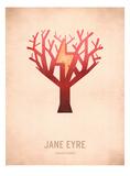 Jane Eyre Reproduction d'art par Christian Jackson