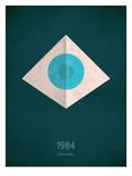 1984 Reproduction d'art par Christian Jackson