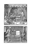 Apparatus for Translating Three-Dimensional Objects into Two-Dimensional Drawings  1525