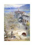 Locarno  Lake Maggiore  1905