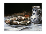 Still Life with Oysters  19th Century